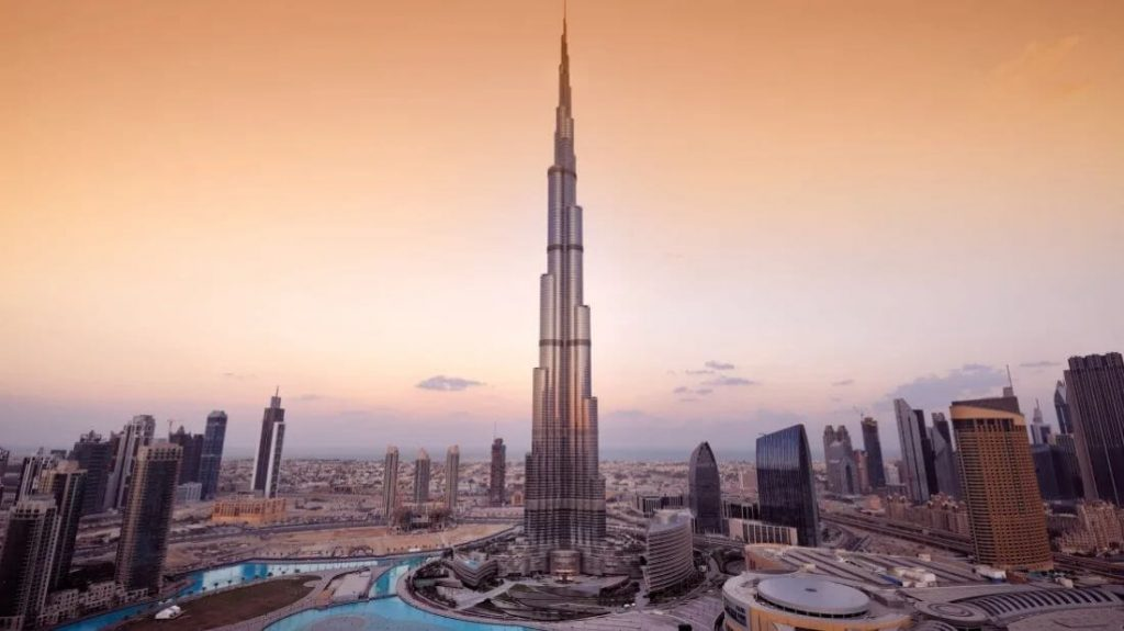 Burj-Khalifa-Tourist-Attractions-In-UAE