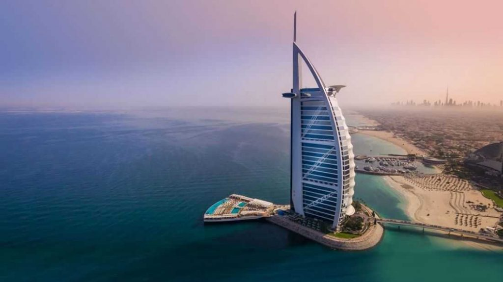 Burj-al-Arab-Tourist-Attractions-In-UAE