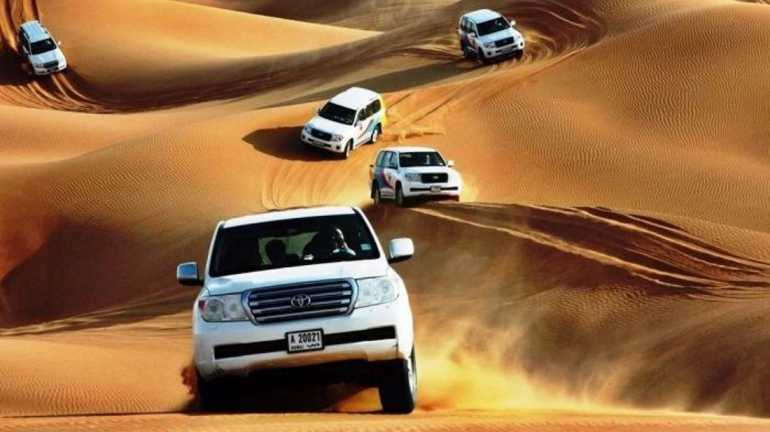 Dubai-Safari-Tourist-Attractions-In-UAE