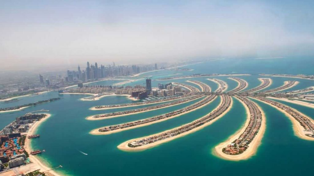 Palm-Islands-Tourist-Attractions-In-UAE