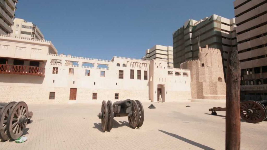 Sharjah-Fort-Tourist-Attractions-In-UAE