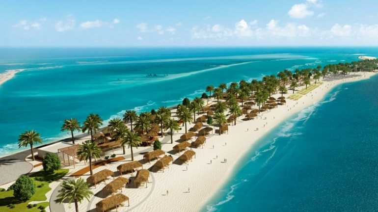 Sir-Bani-Yas-Tourist-Attractions-In-UAE