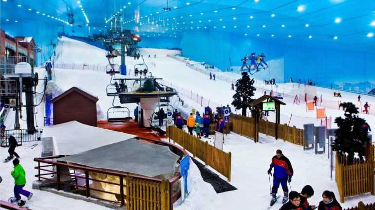 Ski-Dubai-Tourist-Attractions-In-UAE