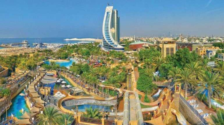 Wild-Wadi-Water-Park-Tourist-Attractions-In-UAE