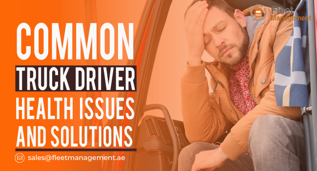 Common-Truck-Driver-Health-Issues-and-solutions